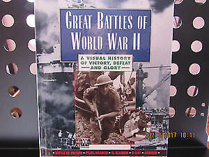 Military History Books - Like New condition