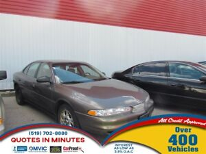 2002 Oldsmobile Intrigue GX | FRESH TRADE IN | AS-IS SPECIAL