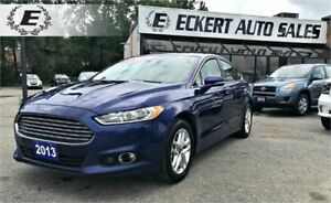 2013 Ford Fusion SE WITH BLUETOOTH & HEATED SEATS