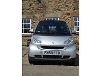 Smart FourTwo Passion. 2008 - 58 plate. £1100 or offers.