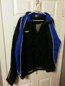 XL Umbro Warm Up Jacket (NWOT)