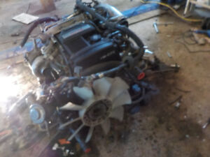 7MGTE engine with turbo 1st $1500 cash VERY FIRM