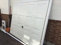 Garage Door - Electric