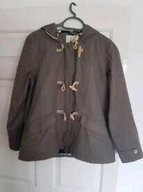 Seasalt seafolly tincloth waterproof jacket size 14