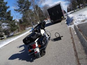 Enclosed Motorcycle Transport