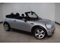 MINI CONVERTIBLE 1.6 ONE 2d 89 BHP (silver) 2004