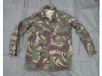 Grade2 - Dutch Army DPM Combat Shirt (pockets removed)