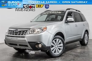 2011 Subaru Forester X Touring TOIT.PANO+MAGS+SIEGES.CHAUFFANTS