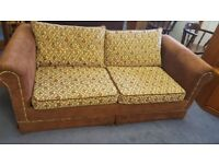 Beautiful Relyon Sofa Bed In Immaculate Condition Sold In John Lewis
