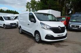 2015 Renault TRAFIC SL27 BUSINESS Plus 1.6 DCi Short Wheel Base Panel Van - Air