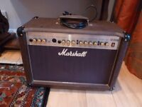 Marshall Acoustic Amplifier