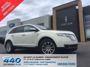 2013 Lincoln MKX 3,7L | CUIR, TOIT, NAVIGATION