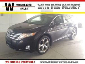 2012 Toyota Venza LOW MILEAGE SUNROOF LEATHER 41,477 KMS