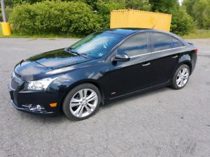 2011 Chevrolet Cruze LTZ with RS Package