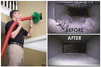Special offer for duct cleaning with unlimited vents $99.99
