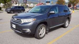 2013 Toyota Highlander Base SUV, Crossover