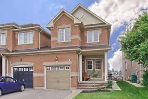 3 Bed Semi-Detached House for Rent in Churchill Meadows