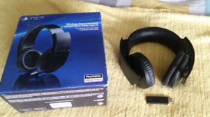 PS3 Bluetooth Headset Mint