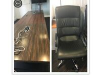 Office Boardroom Furniture (Table/Chairs) £400 ono