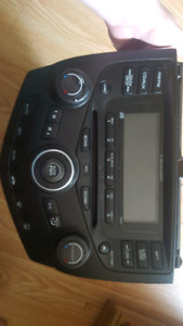 03-07 honda accord radio