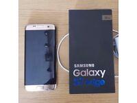 Unlocked Samsung Galaxy S7 Edge Gold 32gb