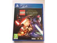 PS4 Lego Star Wars. The Force Awakens. V.G.C. £20