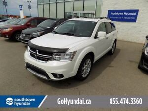 2014 Dodge Journey 7 Seater/Leather/DVD Player
