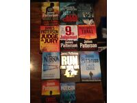 James Patterson Bundle