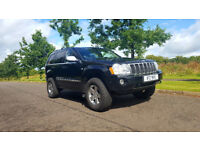 "Jeep Grand Cherokee Overland CRD -updated suspencion +2"" and 32"" tires"