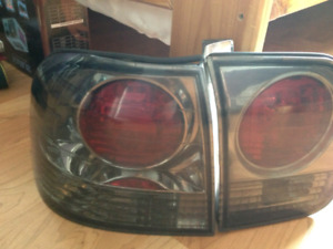 Paire de tail light civic acura el 4p 96-00