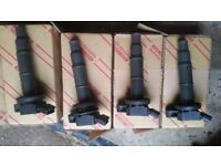 Toyota Ignition Coils Pack x4