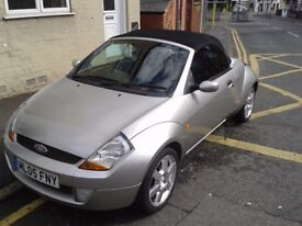 Ford Streetka Convertible Luxury Silver £750 ono