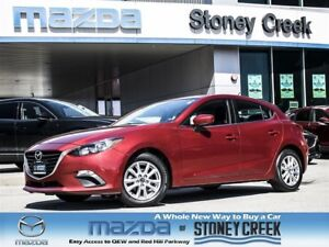2014 Mazda MAZDA3 SPORT GS, 0.65% FIN, B/UP CAM, ACC FREE, 1 OWN