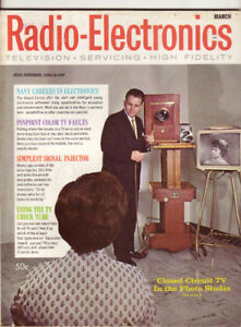 60 ISSUES OF RADIO-ELECTRONICS MAGAZINE