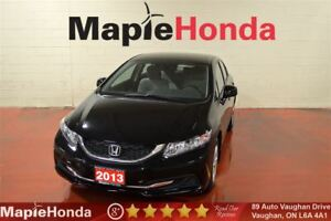 2013 Honda Civic LX| Power Group Options, Bluetooth!