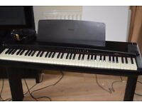 YAMAHA YPP-50 KEYBOARD 76 KEYS/STAND/DAMPER PEDAL/HEAD PHONE