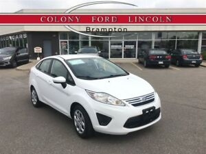 2012 Ford Fiesta FORD CERTIFIED, LOW % RATES & EXTRA WARRANTY!