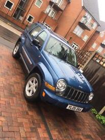 Jeep Cherokee 2.8 crd limited lovely example will swap for transit van/pickup or selll