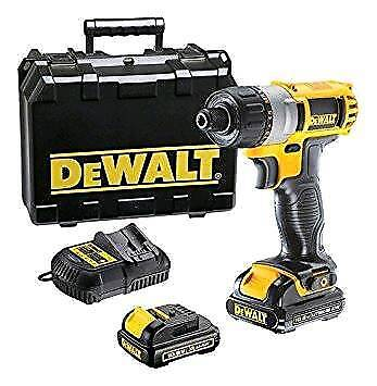 Dewalt 10.8v screwdriverin South Elmsall, West YorkshireGumtree - Comes with 2x 2ah li ion batteries, charger and box. Used once