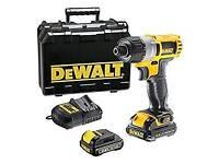 Dewalt 10.8v screwdriver