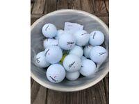 Golf Balls Titleist x 25 A Grade Golf Balls, LOT 4