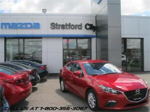 2015 Mazda Mazda3 GS - NAVIGATION! NO ACCIDENTS! ONE OWNER!