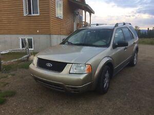 Ford Freestyle 2005 7 passagers VUS
