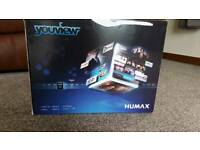 Humax freeview youview recorder