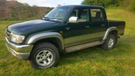 Toyota hilux double cab pick up