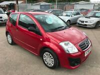 Citroen C2 1.1i ( 61bhp ) Rhythm ~ 2008/58 ~ October 18 Mot ~ Ideal 1st Car ~