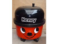 Henry Vacuum Cleaner With Warranty