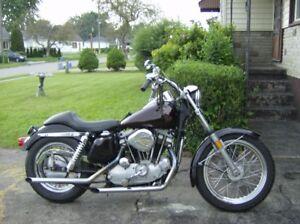 Harley Davidson Iron Head Sportster