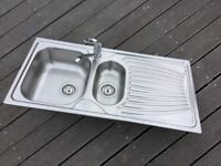 FRANKE kitchen sink good condition only £15 !