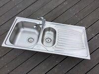 FRANKE kitchen sink good condition only £15 !